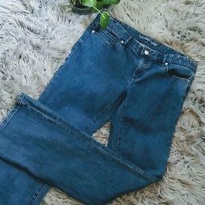 Michael Kors Flair blue jeans